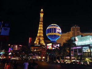 The Paris Hotel, Las Vegas
