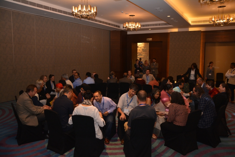 Networking Session Contd