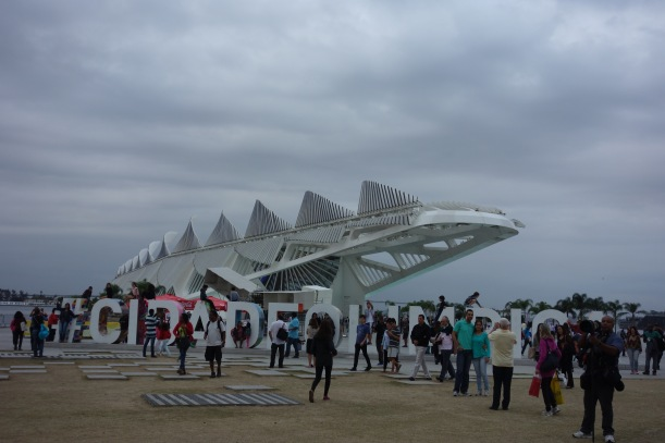 Museum of Tomorrow - Credit - Dr Beatriz Garcia