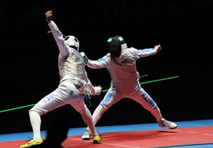 Fencing - Credit - Andy Miah