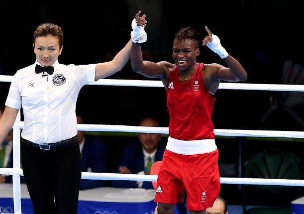 Nicola Adams wins Gold in Boxing #Rio2016 - Credit Andy Miah -