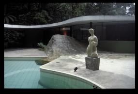 Oscar Niemeyer, Casa das Canoas, Rio de Jameiro (1951)