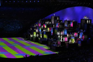 Rio 2016 Olympic Games Opening Ceremony - Credit - Andy Miah