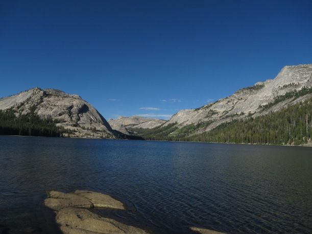 Lake Tioga. Yosemite. Courtesy of Catherine Evans