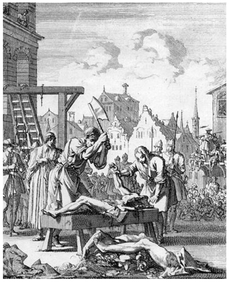 Execution of Thomas Armstrong